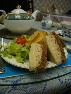 Tea and Tea Sandwiches