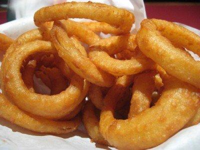 callahans - onion rings