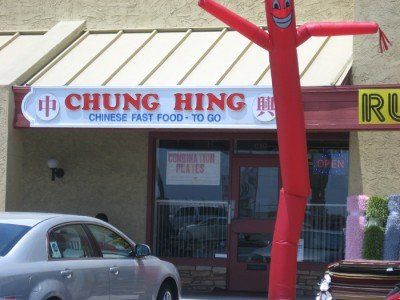 Chung Hing - Chinese - Miramar, San Diego, CA