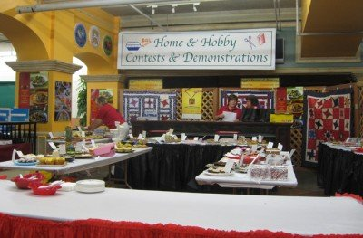 San Diego County Fair - Cupcakes &amp; Muffins Contest