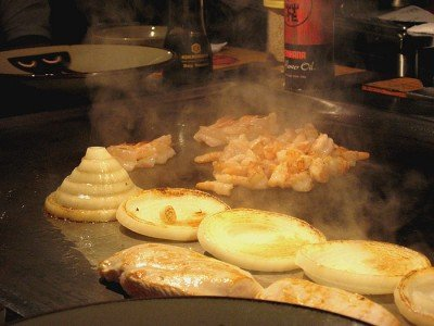 benihana-shrimp-onion-volcano
