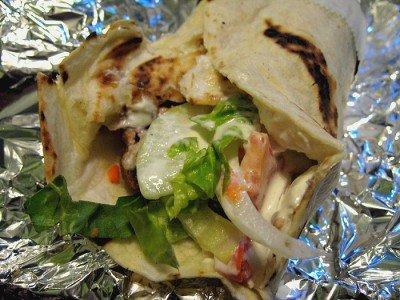 The Kebab Shop - San Diego - Doner Lamb Kebab