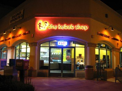 The Kebab Shop - San Diego, CA
