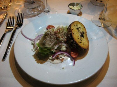 BLT Wedge Salad @ Island Prime - San Diego, CA
