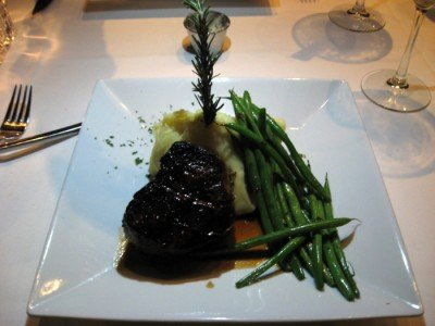 Filet Mingon @ Island Prime - San Diego, CA