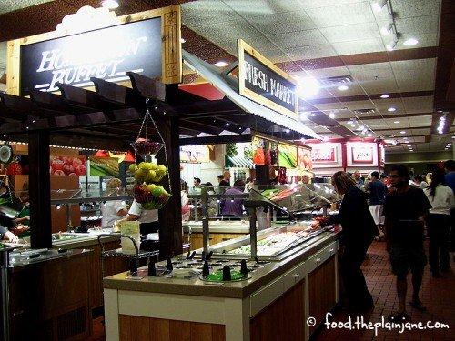 Hometown Buffet - San Diego (buffet) 5881 University Avenue, San Diego. Hometown Buffet - Mira Mesa (buffet) 10660 Camino Ruiz, San Diego .