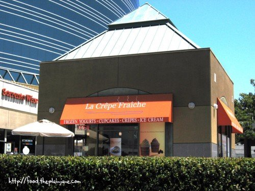 La Crepe Fraiche - San Diego, CA