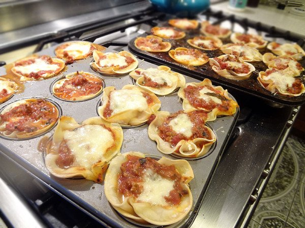 lasagna-muffins
