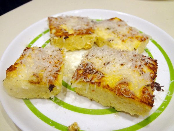 polenta-sans-mushrooms