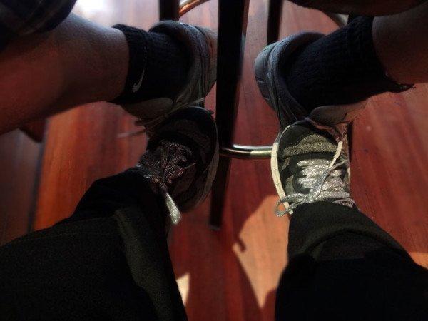 our-feet