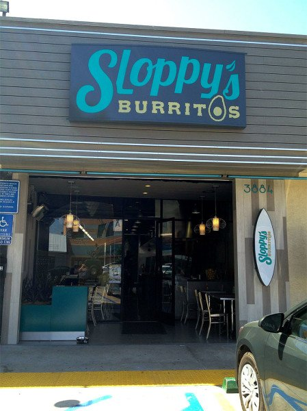 Sloppy's Burritos / Hillcrest - San Diego, CA