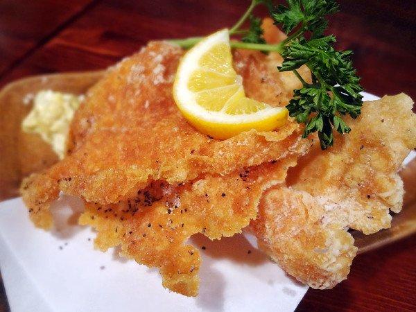 Deep Fried Chicken Crackers - Yokohama Yakitorki Koubou