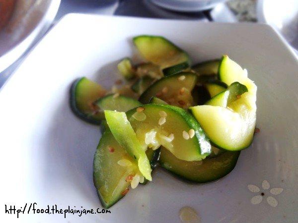 zucchini-banchan