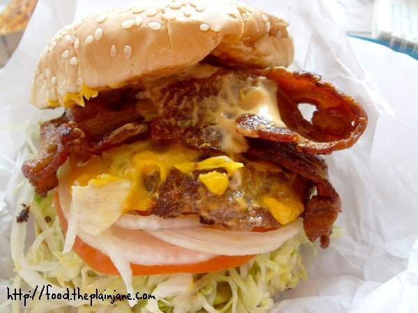 Local's Choice | Best of San Diego | Bacon Burger at Charley's