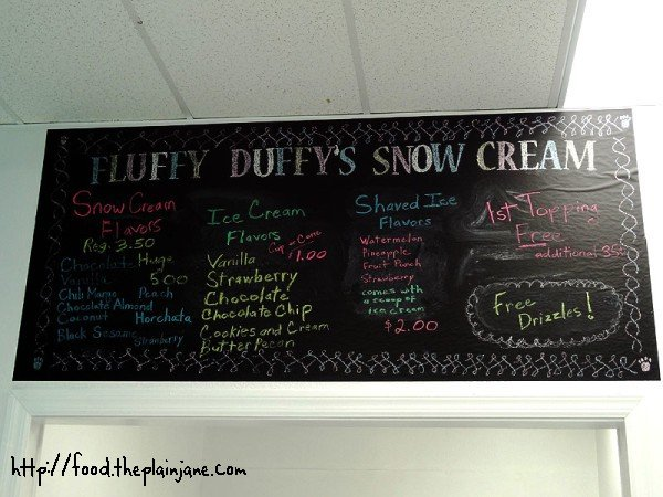 fluffy-duffys-snow-cream-menu