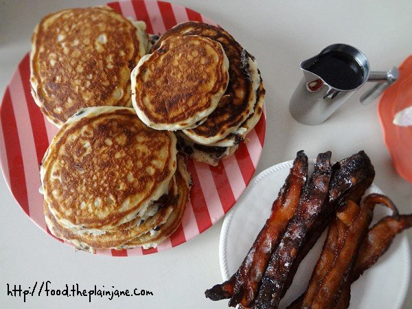 homemade-pancakes-candied-bacon