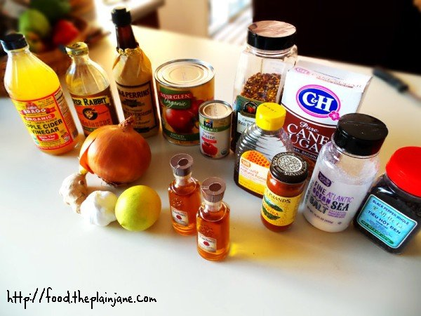 bbq-sauce-ingredients