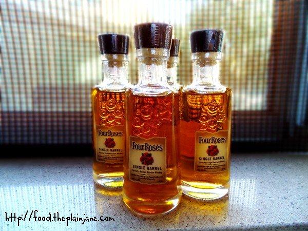four roses kentucky bourbon whiskey