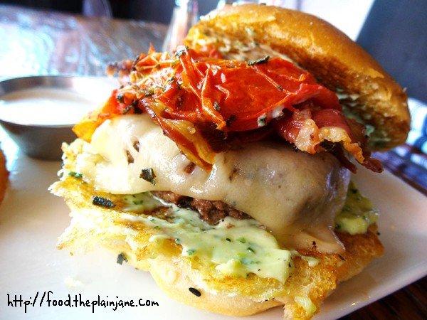 Napa Burger is ready for its closeup...