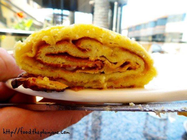 German Pancake at Richard Walker's - La Jolla