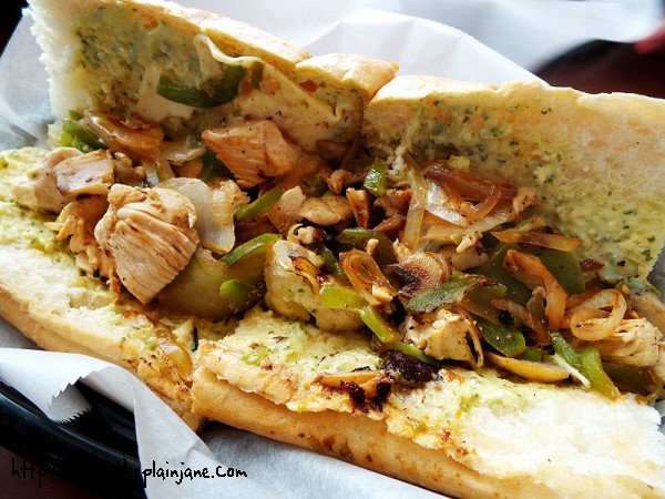 Chicken Stir Fry Sub | Big Daddy's Pizza and Steak Subs - Boston, MA